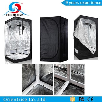 2x2x4 Feet Small Indoor Mylar Hydroponic 600D Grow Tent Room with Floor Tray (24u0026quot;  sc 1 st  Alibaba & 2x2x4 Feet Small Indoor Mylar Hydroponic 600d Grow Tent Room With ...