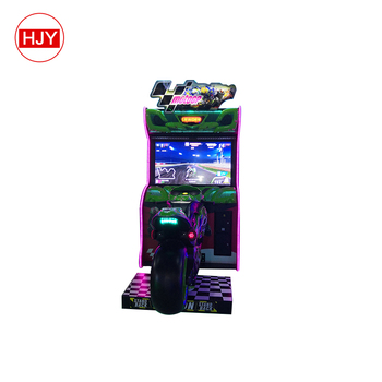 simulator racing car games 3D fly car coin operated arcade