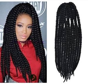 Buy Off Black Crochet Braid Hair Extensions Hair Braids Havana