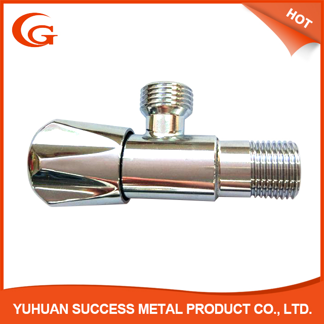 "1/2 ""stainless steel 201/304 chrome angle valve"