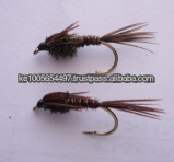 Pheasant tail natural sawyer (Nymph trout flies)