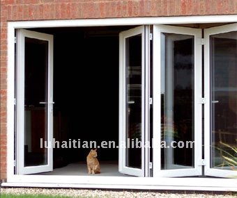 Merveilleux Folding Door Upvc Collapsible Gate