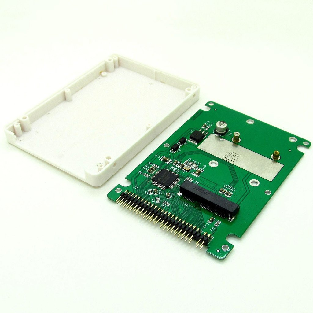Cheap Msata Notebook Find Deals On Line At Alibabacom Ssd To Sata 22 Pin Adapter Card Converter Get Quotations White Mini Pci E 25 Ide 44pin Laptop Hard Disk