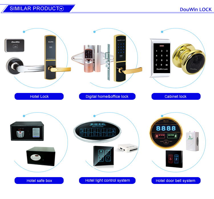 Smart hotel room power switch keyless card hotel power switch