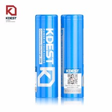 Kdest 18650 battery 3000mah 40A lithium ion battery for e cigarette liquid box mod vaping electronic cigarette