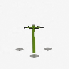 Hot Koop Volwassen Outdoor Fitness Apparatuur China Fabriek Street Workout Apparatuur Outdoor Oefening Machine <span class=keywords><strong>Hip</strong></span> <span class=keywords><strong>Twister</strong></span>