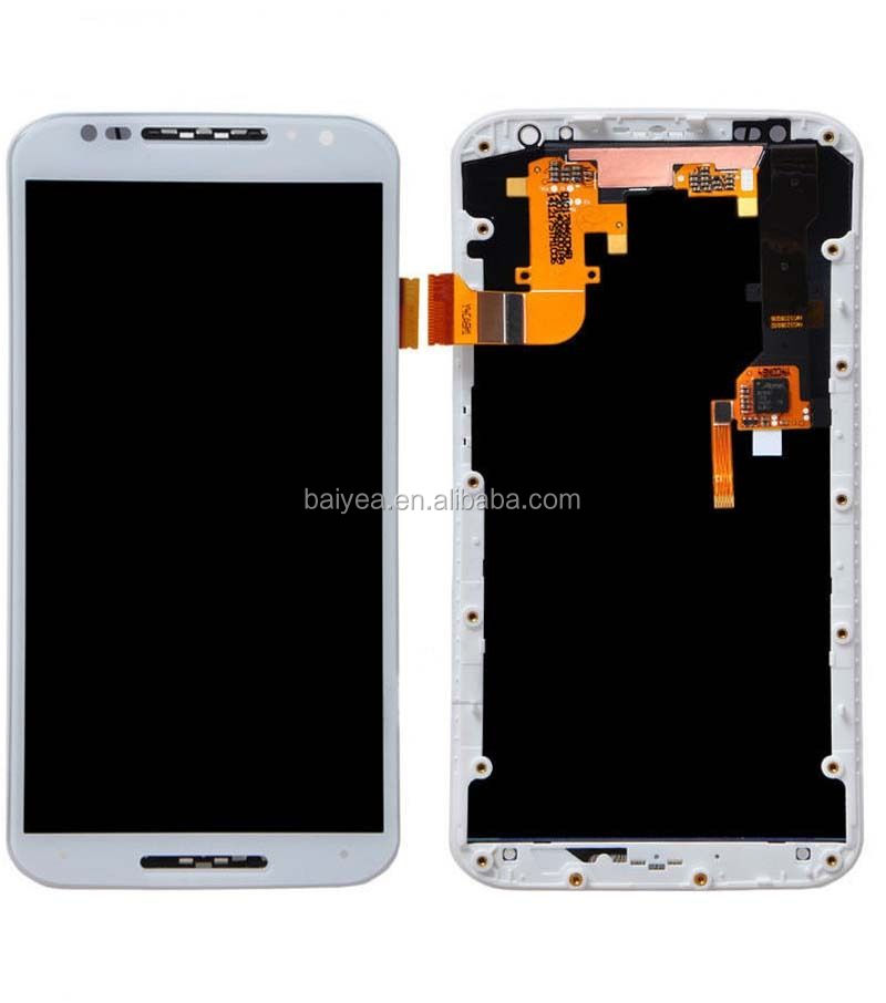 4.5 inch FOR Motorola x 2nd gen XT-1092 lcd lcd display and touch screen digitizer assembly