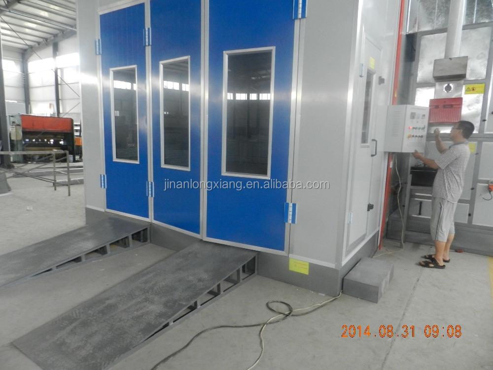 Cabina de pintura de autom viles usados sistemas de calefacci n con el ce para la venta cabinas - Venta de cabinas de pintura ...