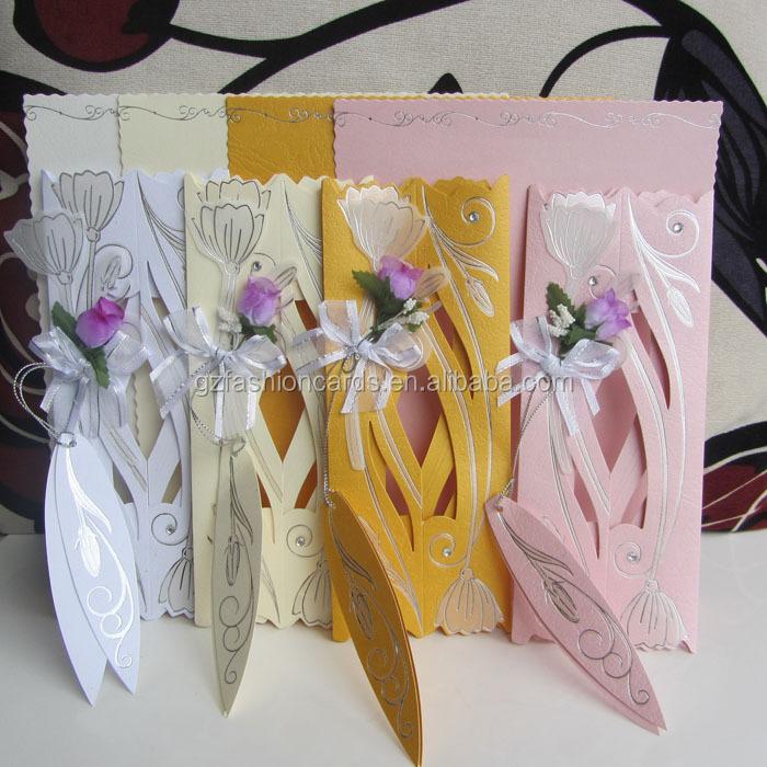 2015 Unique Scroll Invitation Card Design T045 Buy Wedding – Unique Invitation Card Design