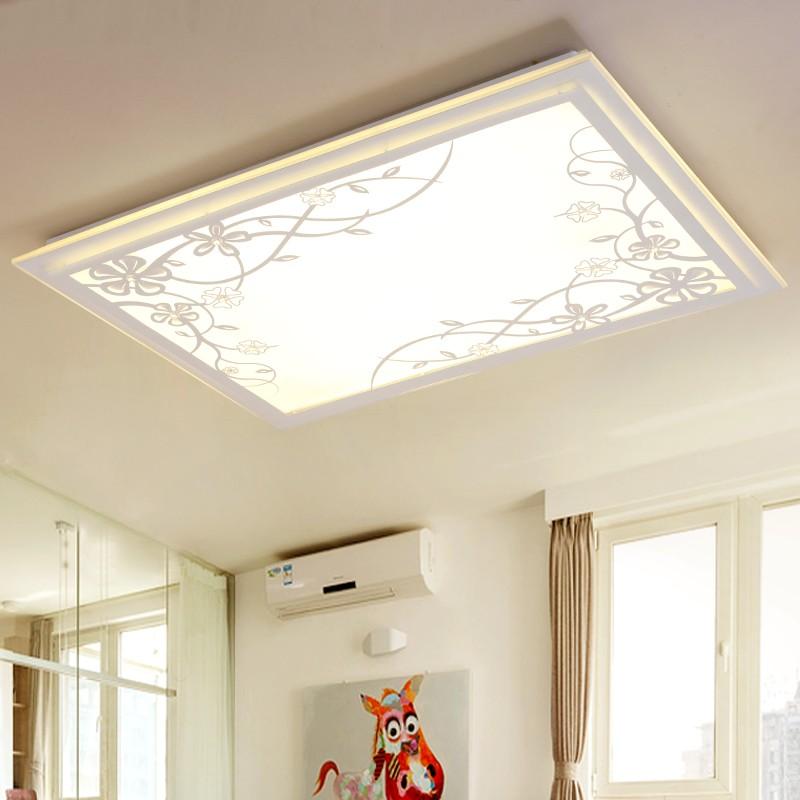 Venta al por mayor lamparas para salas modernas compre - Lamparas de techo modernas led ...