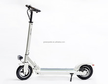 Green Pedel 36V 250W 350W balancing folding two wheel scooter for market