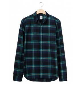 Cheap wholesale custom 100%cotton mens flannel shirt