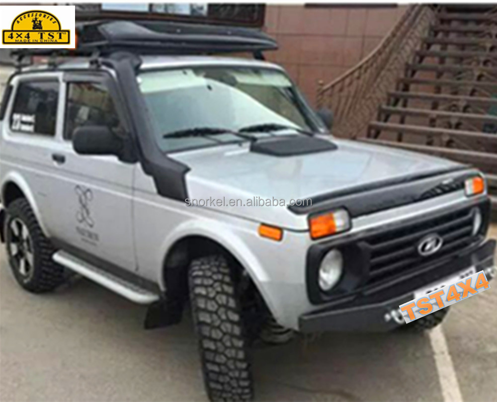 Lada 4x4 - checked by time and roads
