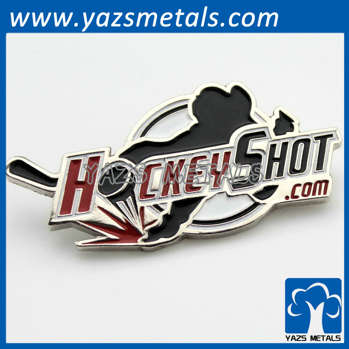 custom name etched badge
