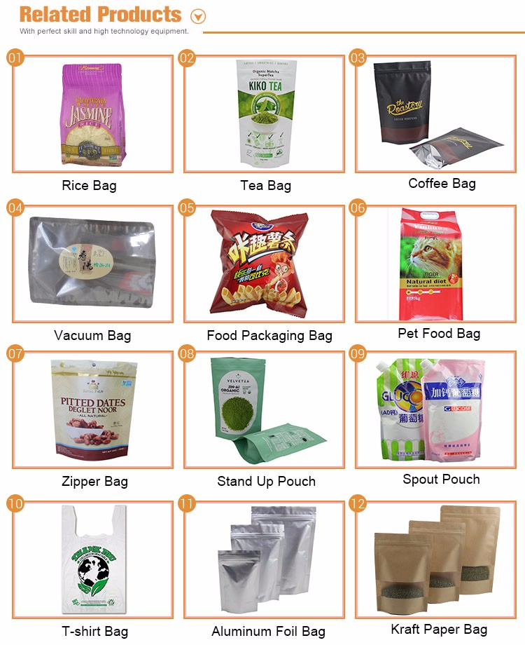 China Supplier Organic Food Storage Packaging Bag  sc 1 st  Alibaba & China Supplier Organic Food Storage Packaging Bag - Buy Food ...