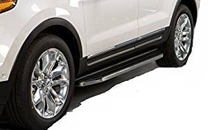 CPW (tm) 2011-2017 Ford Explorer Aluminum Running Boards OE Style - NICE