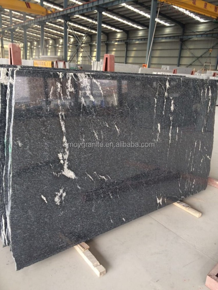 Jet Mist Granite Quarry (Direct Factory + Good Price )