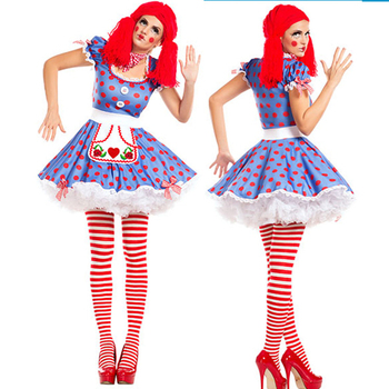 Top Selling Women Sexy Circus Clown Costumes for Halloween Cosplay  sc 1 st  Alibaba & Top Selling Women Sexy Circus Clown Costumes For Halloween Cosplay ...