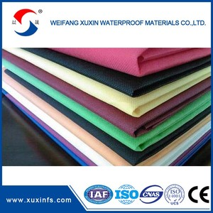 polyester spunbond nonwoven fabric for mesh waterproof