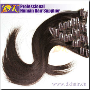 Real Unprocessed Human Hair Weaving red plate hair flat iron