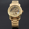 SY-WIN159 watches men automatic mechanical Vogue Watch Branded Watch Stainless Steel Back,Custom Gold Automatic