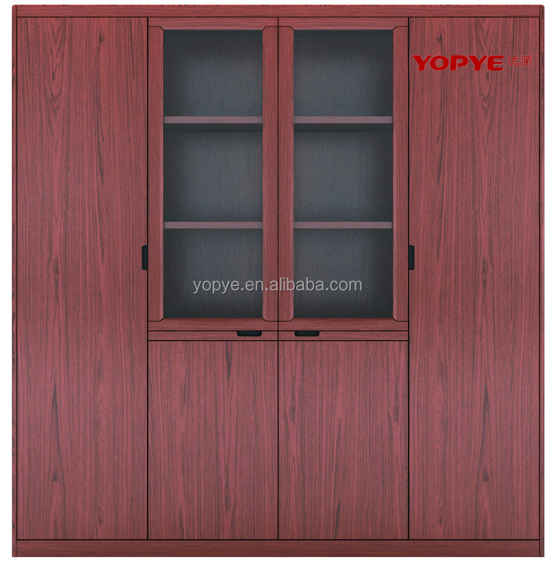 Modern office furniture wooden filling cabinet office cabinet