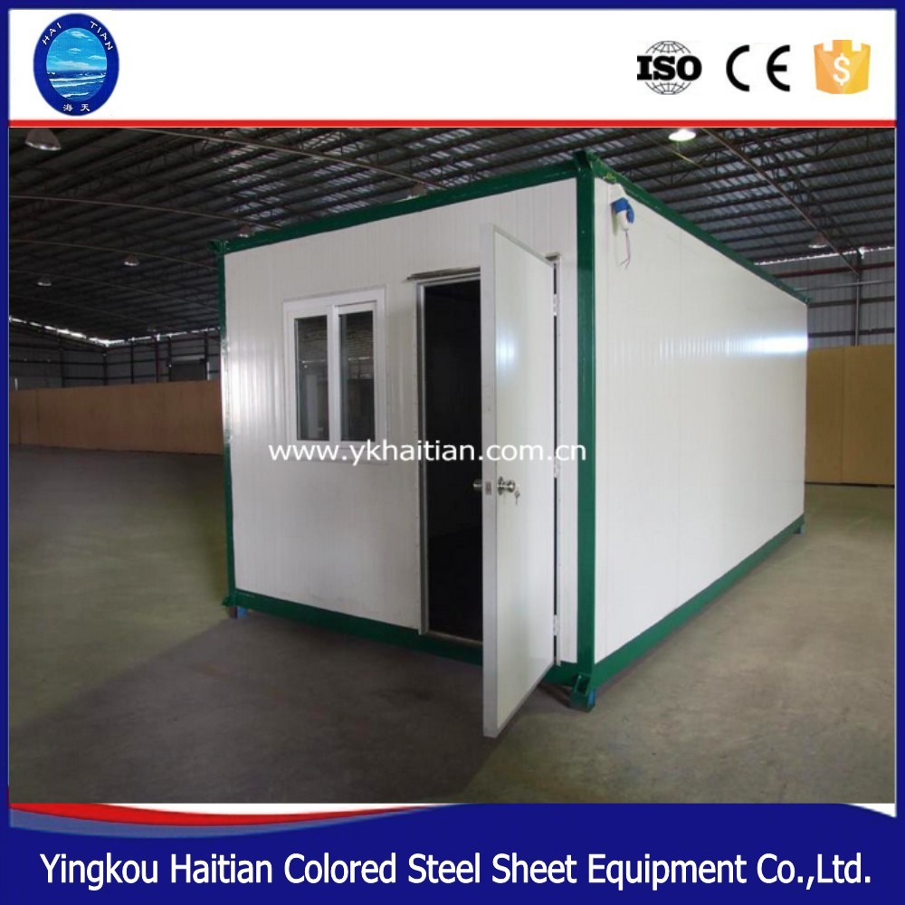 Good Insulated Easy Assembly Energy Effective Moving Container House/quick assembly houses