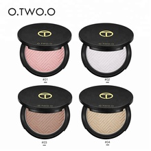 O.TWO.O Make-Up Gesicht Textmarker Schimmer Illuminator Textmarker Pulver