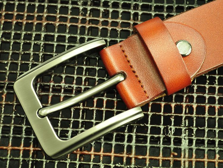 Competent Hongmioo Mens Belts Luxury High Quality Automatic Buckle Belt Designer Leather Belt Men Casual Strap With Brown Color Wholesale Apparel Accessories