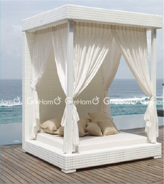 outdoor furniture king size garden canopy day bed buy garden canopy bed king size day bedoutdoor canopy bed product on alibabacom