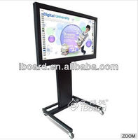 High resolution wall mount touch screen all-in-one computer 60 inch lcd tv touch screen
