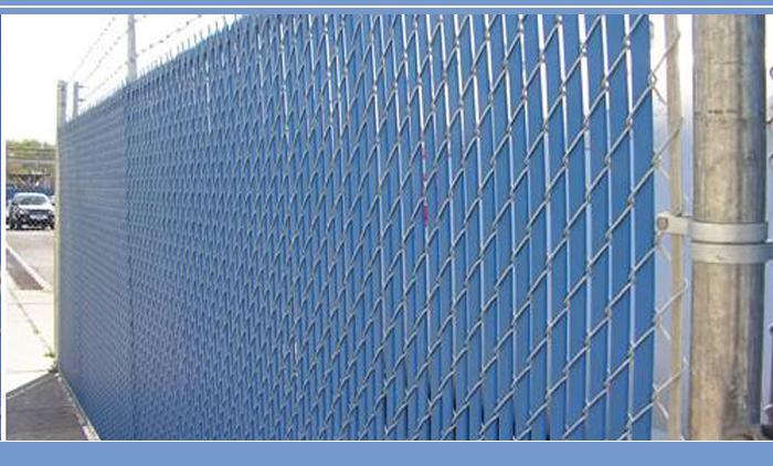 Used Galvanized PVC Coated Mesh Size 50x50mm Sports Court Chain Link Fence Privacy Slats With Factory Price