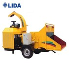 High quality Mobile Wood Chipper wood chips making machine workable in forest