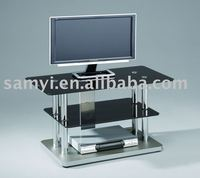 Wooden LCD TV stand