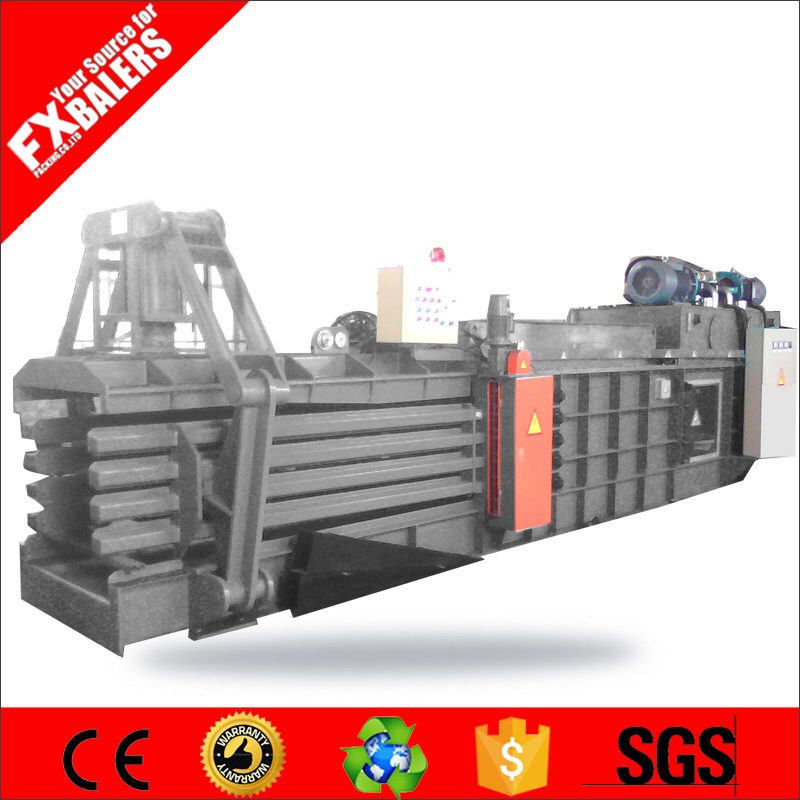 Hydraulic Waste Garbage press container
