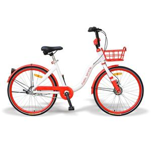 24-inch/Aluminum/bicycle/bluetooth lock/city/OEM/wholesale/public bike