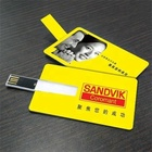 Credit Card USB Memory Sticks \ plastic usb card Flash Drive With Printing Logo