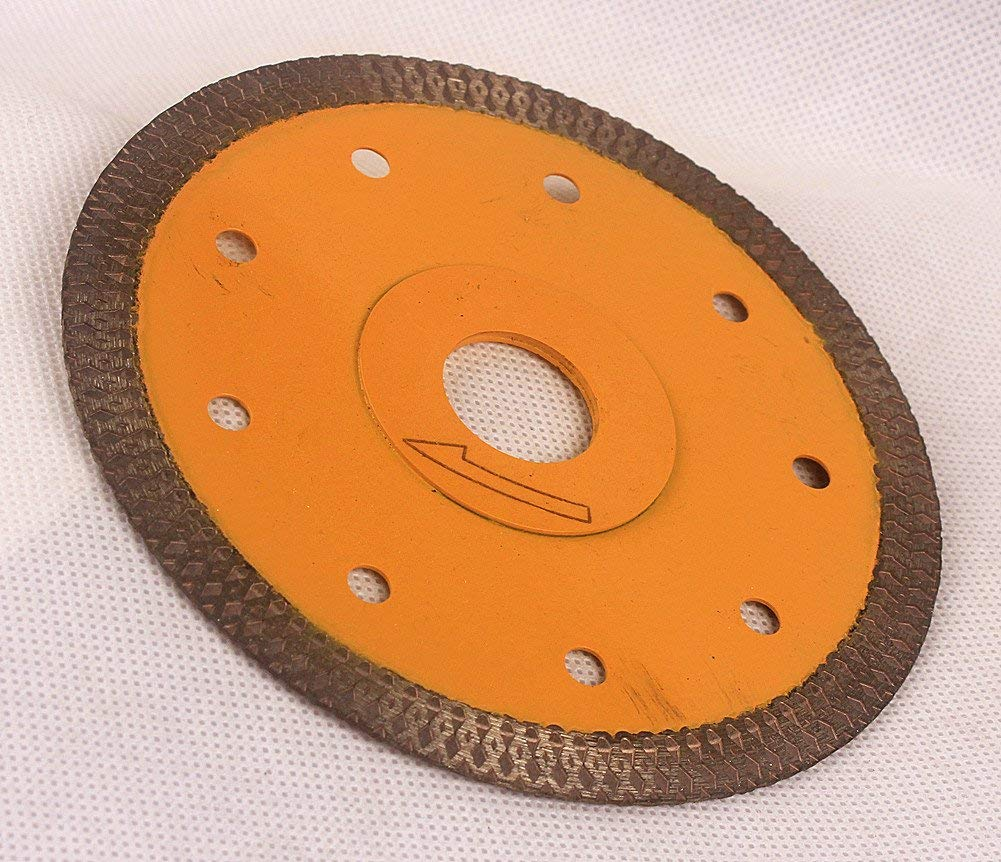 5 inch Super Thin Diamond Saw Blade for Cutting Ceramic and Porcelain Tile