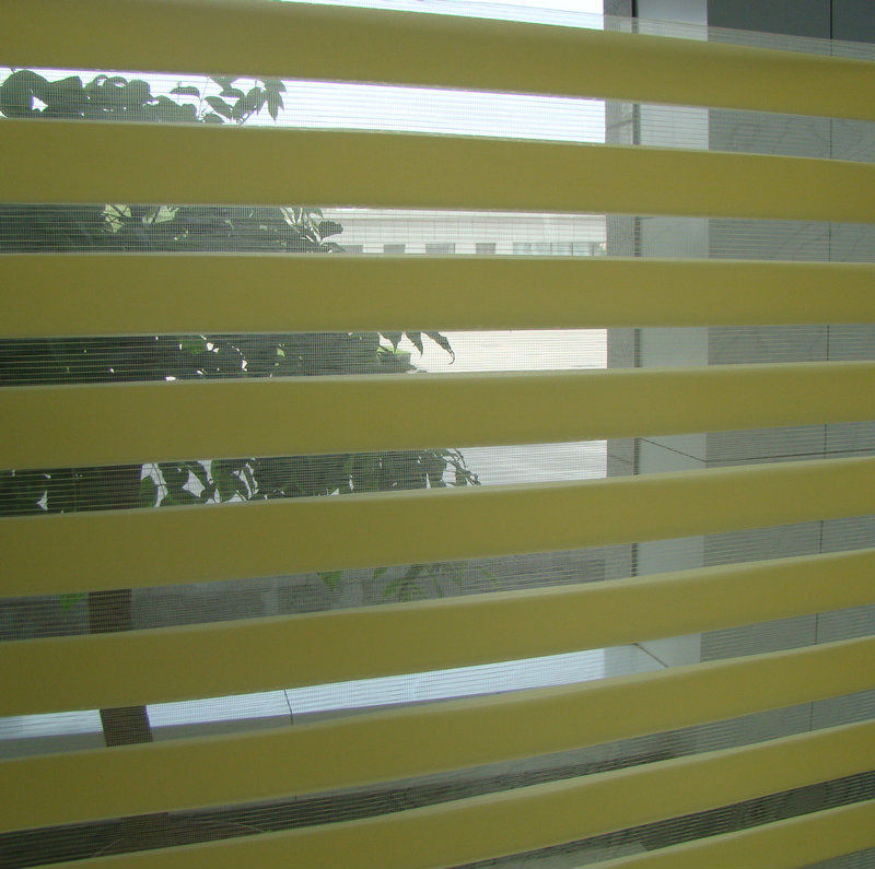 Zebra Shade Window Curtains Curtain For Office