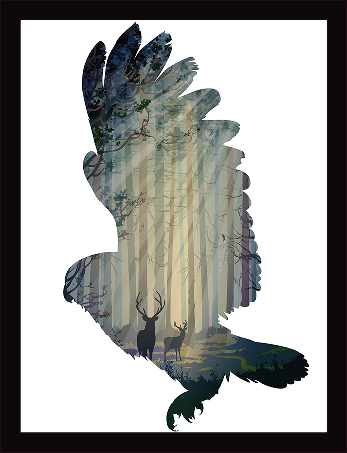 74+ Gambar Abstrak Eagle Terlihat Keren