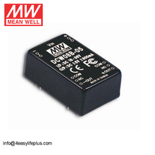 8 W DC24V Naar DC <span class=keywords><strong>12</strong></span> V-<span class=keywords><strong>12</strong></span> V Dual Uitgang Step Down Converter DCW08B-<span class=keywords><strong>12</strong></span>