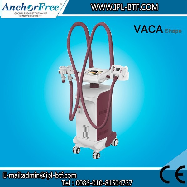 Anchorfree Ultrasound Cavitation Slimming Physical Therapy Equipments (VACA Shape)