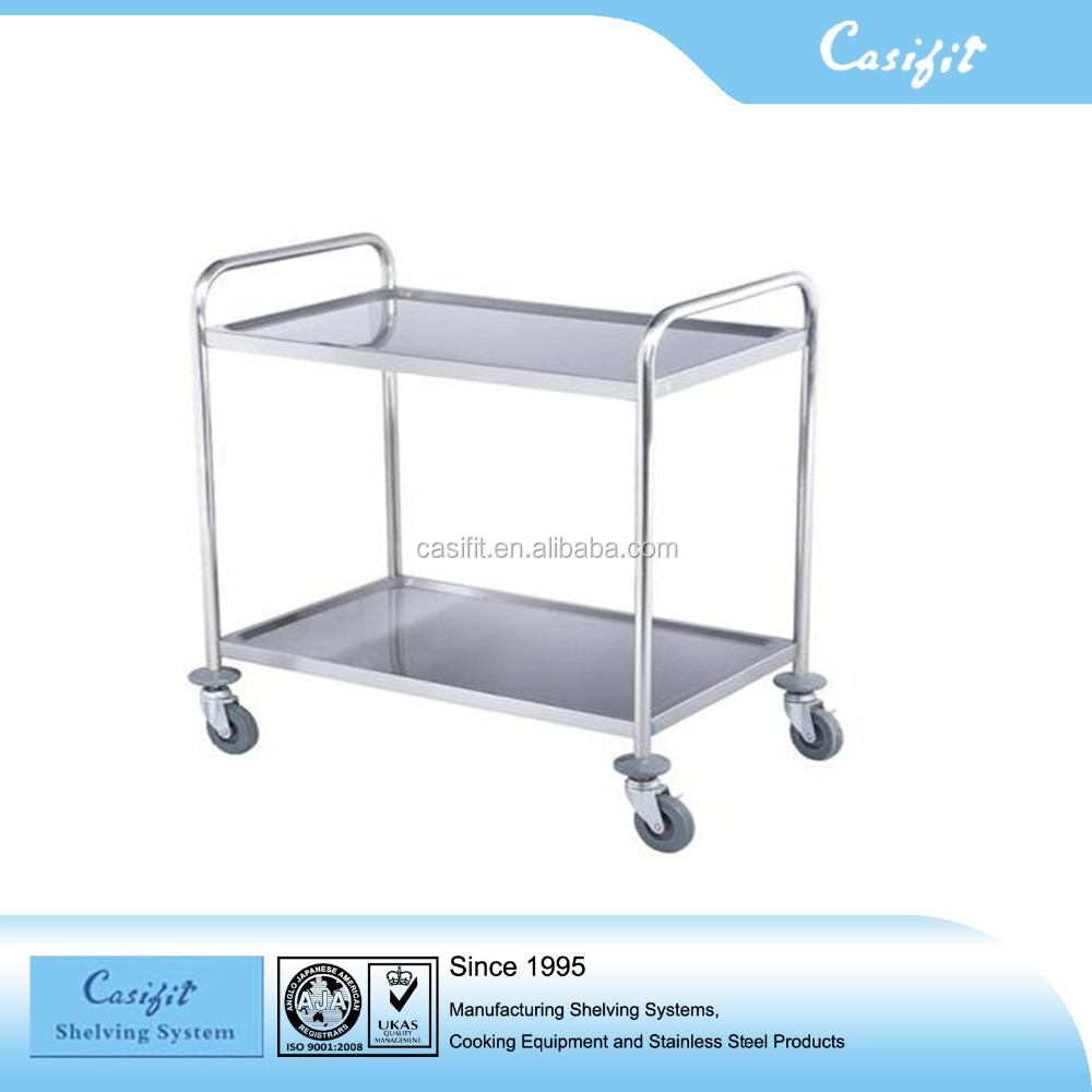 Stainless Steel Kitchen Trolley Price In Pune - Buy Stainless Steel ...