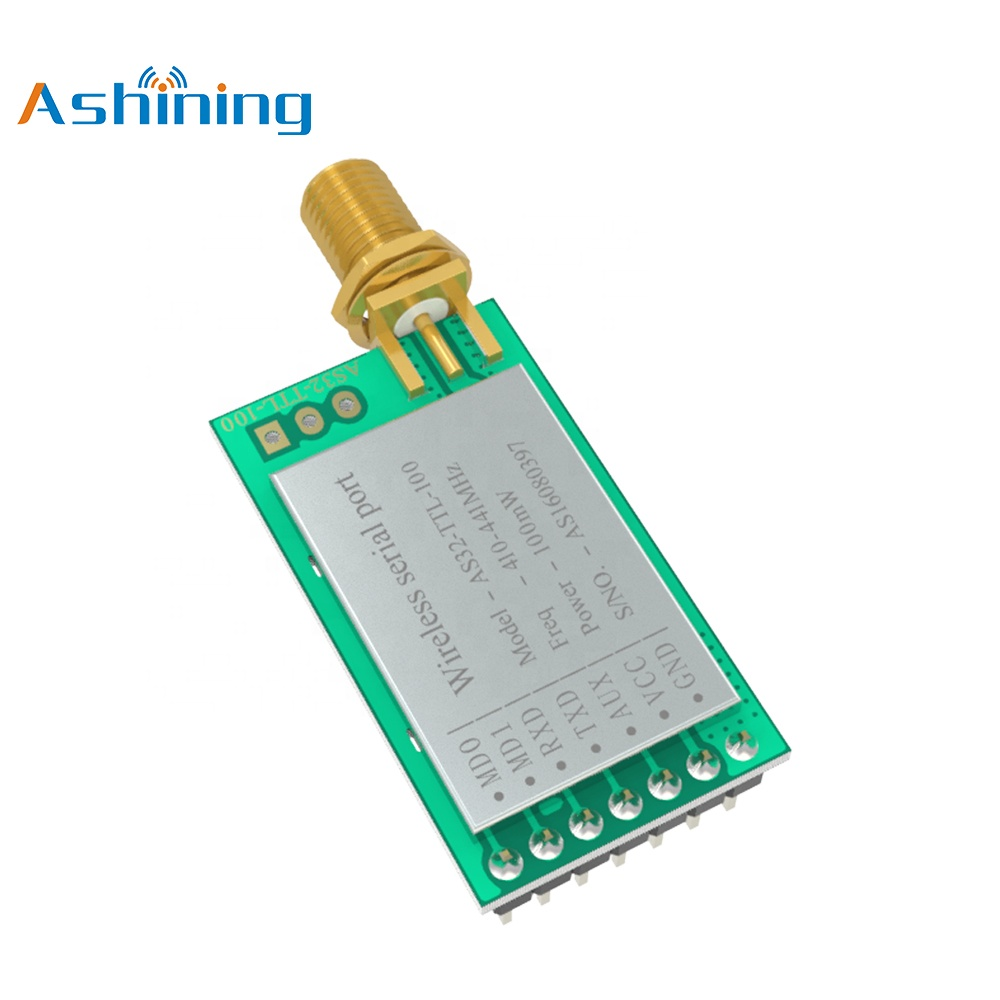 Trustful 2w Ttl Rs232 Rs485 Radio Module Transceiver 150mhz Vhf 433mhz Uhf Transmitter Module 3km-5km Data Communications Radio Receiver 100% Original Back To Search Resultscellphones & Telecommunications
