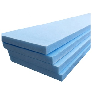 china supplier heat insulation 40mm thickness xps foam board wall thermal resistance soundproof building material