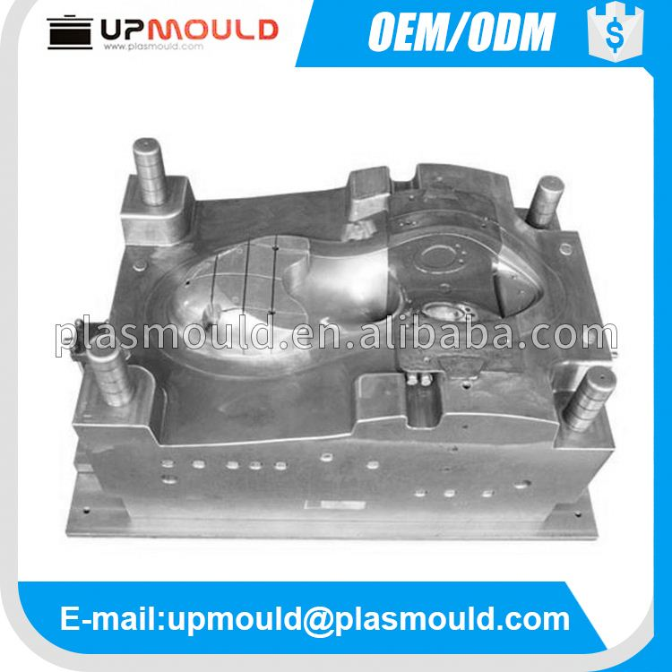 power adapter injection plastic mould toy tennis racket mould/mold