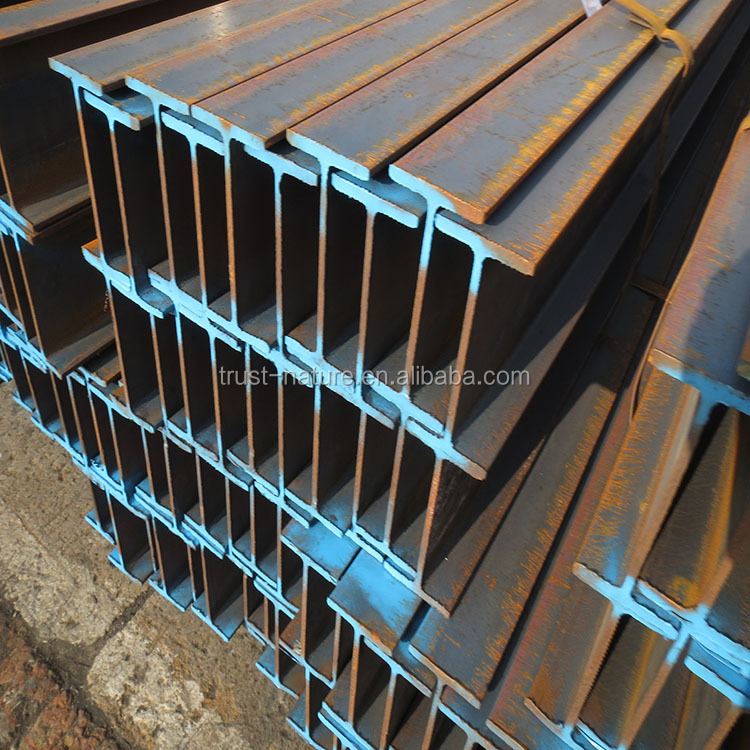 H beam STEEL GRADE Q345 HOT DIPED GALVANIZED CUT TO DIFFERENT LENGTH JIS
