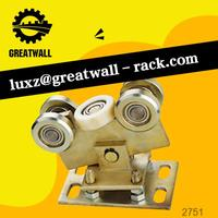 U groove stainless wheel with roller bearing small electric pulley use for car roller