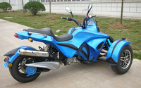 New 3 Wheel Cheap 250CC Trike Motorcycle with EEC