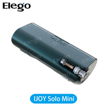 High Quality Temperature Control Box Mod IJOY Solo mini 75W Electronic Cigarette Best Price